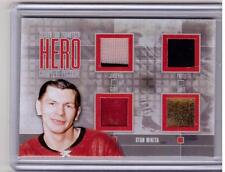 STAN MIKITA 13/14 ITG Hero Complete Package SP /9 Jersey Glove Patch Skate Pants