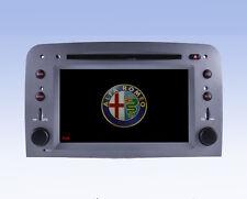 AUTORADIO MONITOR,NAVIGATORE SATELLITARE GPS PER ALFA ROMEO 147 DAL 2005, GT 07
