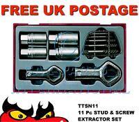 Gear Removal Tool SP32615 Teng Tools 205mm 3 Arm Internal//External Puller
