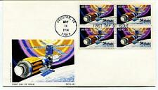 1974 SKYLAB Space Shuttle Houston Texas USA NASA FDC