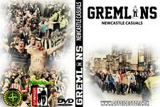 DVD GREMLINS NEWCASTLE CASUALS