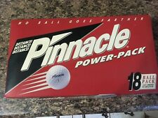 Pinnacle Power Pack Golf Ball 18 Pack Cut Proof