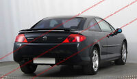 PEUGEOT 407 COUPE SPOILER
