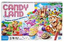 Candy Land Board Game The Kingdom of Sweets Hasbro Classic Adorable Version