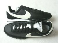 Nike Mens Waffle Racer Vintage Running Shoes Black Sail White Size 7.5 NEW