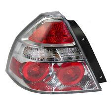 FOR CHEVROLET AVEO SEDAN 2007 2008 2009 2010 2011 TAIL LAMP LEFT DRIVER 96650771