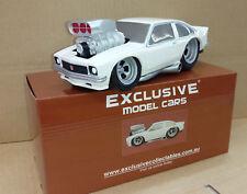 Resin Model Car 1/18 WHITE OZ Hot Rodz A9X Torana