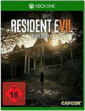 Resident Evil 7 Biohazard (Microsoft Xbox One, 2017) NEUWARE Versiegelt