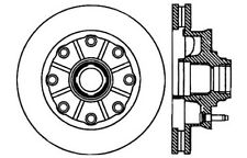 Centric Parts 121.66049 Front Disc Brake Rotor