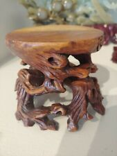 Antique Chinese Root Wood Stand