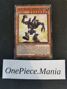 Yu-Gi-Oh! Golem Rouages Ancients Toon : DLCS-FR073 C Neuf