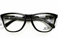 Oakley FROGSKINS OX 8131-0254 Eyeglasses Frame 54-17-138 Eclipse Green
