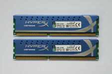 8GB (2x4GB) Kingston HyperX Genesis DDR3 Memory 1600MHz CL9 (KHX1600C9D3K2/8GX)