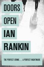 Doors Open,Ian Rankin- 9781409102014