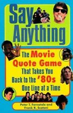 Say Anything: The Movie Quote Game That Takes You Back to the '80s One Line at a