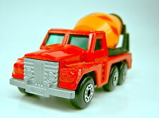 Matchbox SF Nr. 19C Cement Truck extrem rare silberne Bodenplatte in Box