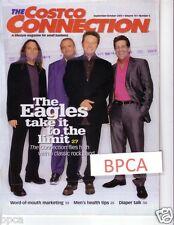 THE EAGLES RARE 2005 MAGAZINE COVER DON HENLEY GLENN FREY JOE WALSH T B SCHMIT