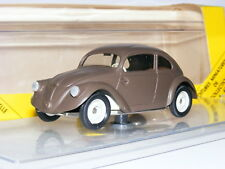 Kager edición 1937 Volkswagen Beetle V30 prototipo Matt Brown 1/43