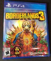 Borderlands 3 (PS4) NEW