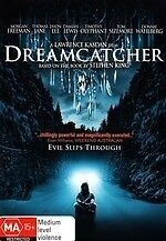 Dreamcatcher * NEW DVD * Morgan Freeman Timothy Olyphant Donnie Wahlberg