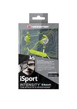 MONSTER iSport INTENSITY In-Ear Wireless Bluetooth Headphones