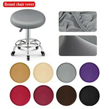 Set of 4/8 Stretch Removable Washable Dining Room Chair Seat Cover Slipcover hot