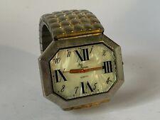 Mother of Pearl Bracelet Watch Vintage Art Deco Jan Ferrier