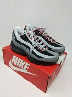 New Air Max '95 (GS) 905348 036 Size: 6Y/ 7.5 Woman Particle Grey/ White-black