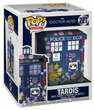 Funko Pop ! Doctor Who : Tardis Clara Memorial (227)