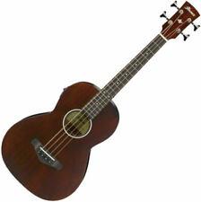 Ibanez Avnb1e Artwood Vintage Parlour Electro Acoustic Bass Brown Violin Semi-g