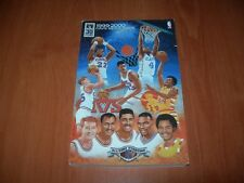 CLEVELAND CAVALIERS 99/00 NBA MEDIA GUIDE