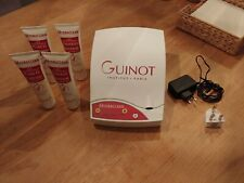 Guinot Machine Hydraclean Machine with products
