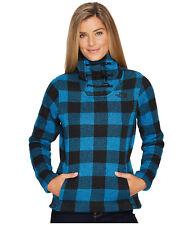 Nueva camiseta para mujer damas Crescent Con Capucha Chaqueta North Face XS Pequeño Mediano Grande XL