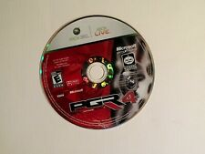 Xbox 360 Xbox Live Project Gotham Racing 4 Video Games Disk Only Cars Microsoft