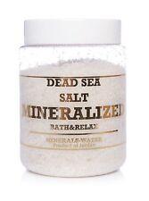 500g Dead Sea salt mineralized from Jordan Natural•Bath & Relax 100% Pure•
