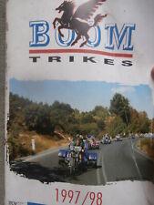 Boom Trikes Hauptkatalog 1997/98 chopper lowrider