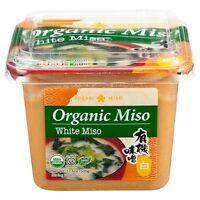 Hikari ORGANIC White Miso Paste  17.6 oz Tube