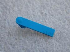 Original Nokia Lumia 800 USB Door | Abdeckung | Cover in Blau Blue 8002345 NEU