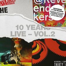 Reverend And The Makers - 10 Years Live : Vol 2 [CD]