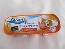 Odyssee, Makrelenfilet, Filets de Maquereaux a l'Escabeche, 169g