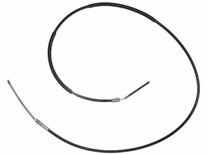 Fits 1994-1996 Buick Roadmaster Parking Brake Cable Rear Right Raybestos 91368YP