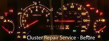 REPAIR SERVICE 2004 2005 2006 2007 Infiniti QX56 Cluster Gauges Speedometer