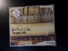 CD SINGLE - FATBOY SLIM - PRAISE YOU
