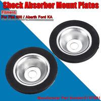 2PCS Top Shock Absorber Mount Plates For Fiat 500 Ford KA 51707691