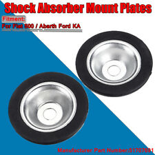 2PCS Top Shock Absorber Mount Plates For Fiat 500 Ford KA 51707691