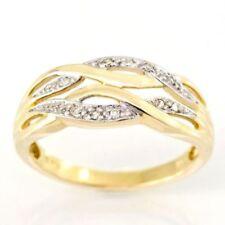 Handmade Yellow Diamond Fine Rings