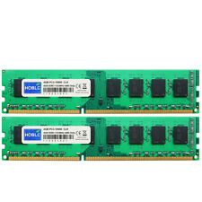 New 8GB 2x4GB PC3-10600 DDR3 1333MHz 240Pin Desktop Memory For AMD Motherboard