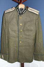 """Rare Original Ww2 Soviet Army Engineers Wool M45 Parade Tunic """"Mundir"""" w/Insigna"""