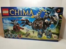 NEW Sealed LEGO 70008 Legends of Chima Gorzan's Gorilla Striker 505 pcs Retired