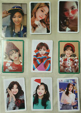 TWICE - Page Two / Twicetagram / Merry & Happy - Official Photocards - KPOP